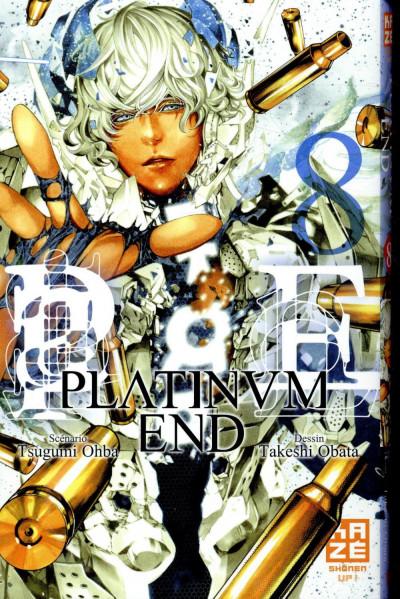 Couverture Platinum end tome 8
