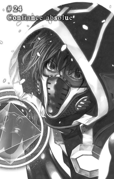 Page 6 Platinum end tome 8