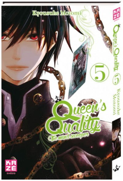Couverture Queen's quality tome 5