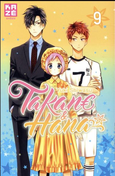Couverture Takane & Hana tome 9
