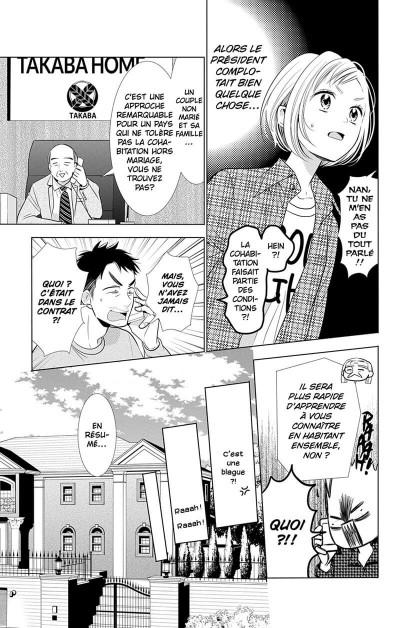 Page 8 Takane & Hana tome 9