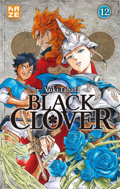 Couverture Black Clover tome 12
