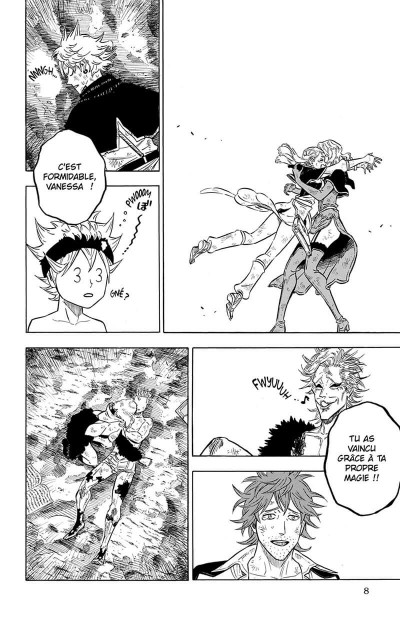Page 9 Black Clover tome 12