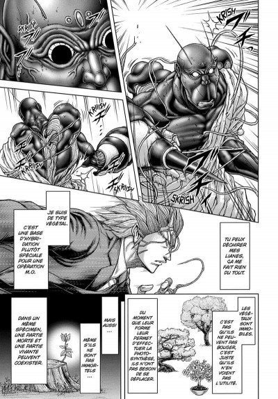 Page 6 Terra formars tome 22