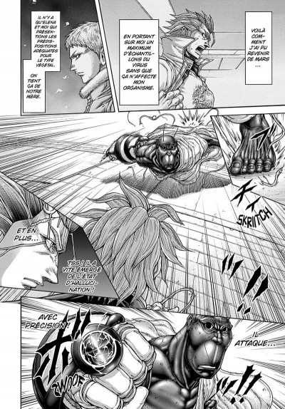 Page 7 Terra formars tome 22