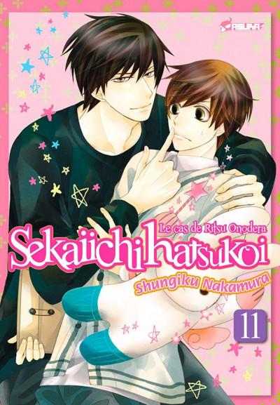 Couverture Sekai ichi hatsukoi tome 11
