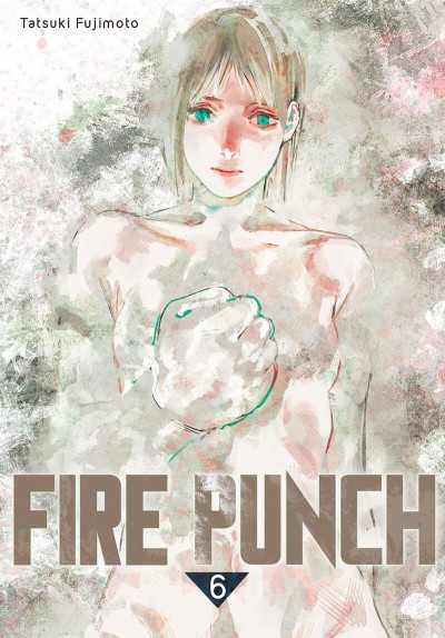 Couverture Fire punch tome 6