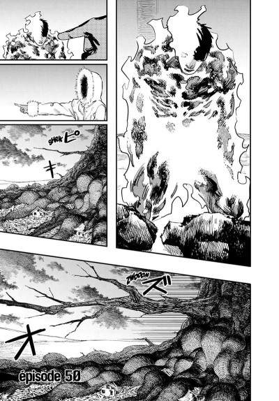 Page 6 Fire punch tome 6