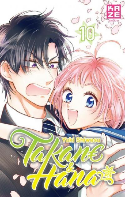 Couverture Takane & Hana tome 10
