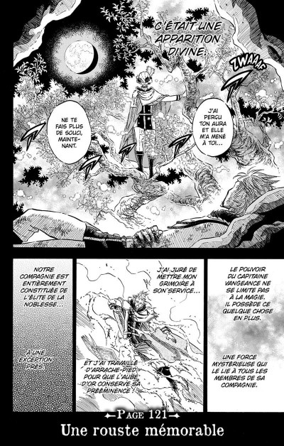 Page 7 Black clover tome 14