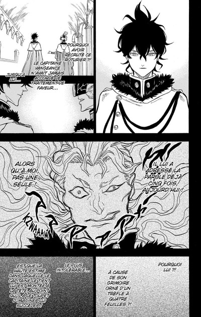 Page 8 Black clover tome 14