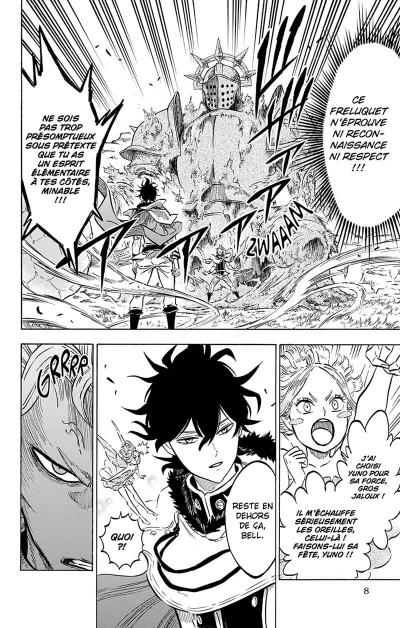 Page 9 Black clover tome 14