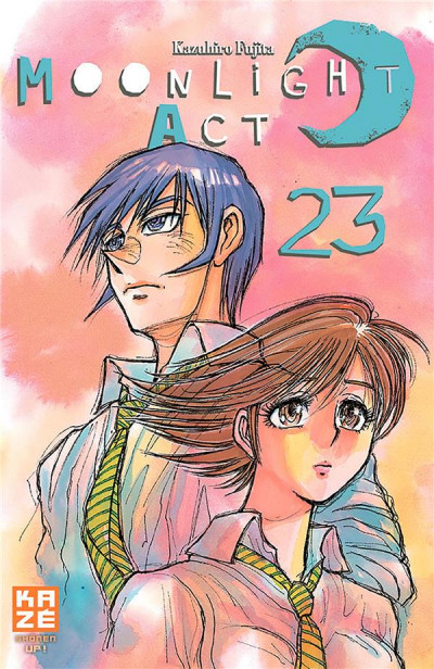 Couverture Moonlight act tome 23