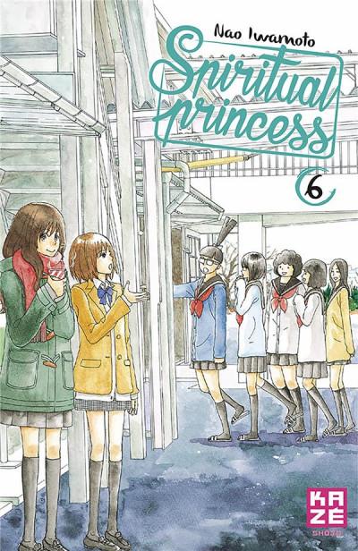 Couverture Spiritual princess tome 6