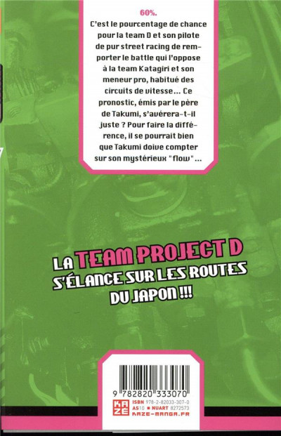 Dos Initial D tome 37