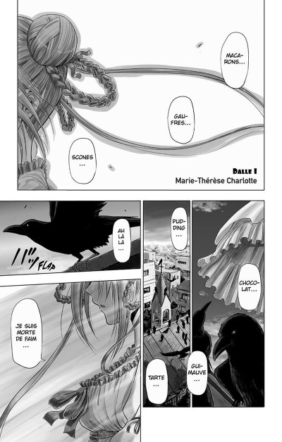 Page 4 Hungry Marie tome 1