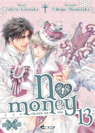 Couverture No money tome 13