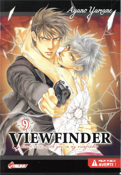 Couverture Viewfinder tome 9