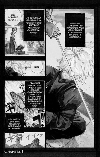 Page 4 Hell's paradise tome 1