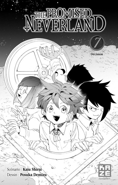 Page 2 The promised neverland tome 7