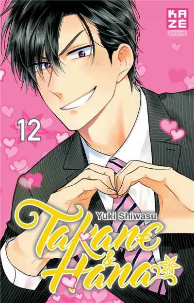 Couverture Takane & Hana tome 12