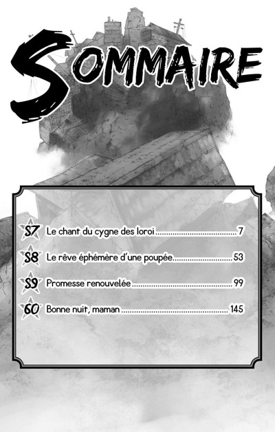 Page 7 Twin star exorcists tome 16