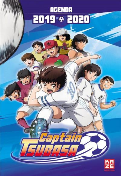 Couverture Captain Tsubasa - Agenda 2019/2020