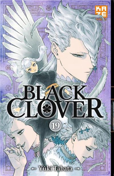 Couverture Black clover tome 19