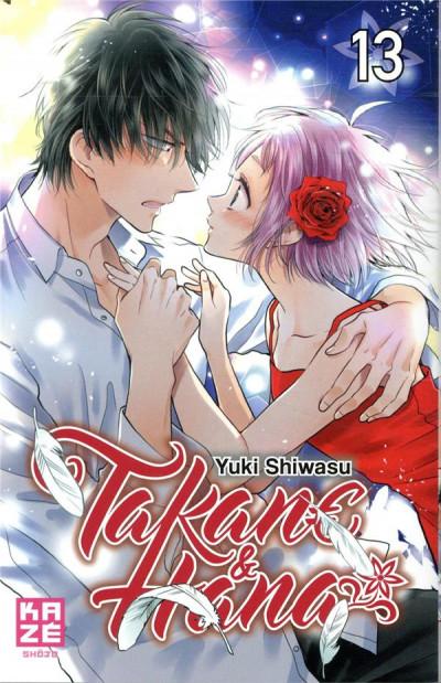 Couverture Takane & Hana tome 13