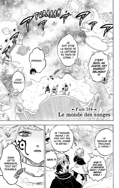 Page 6 Black clover tome 20