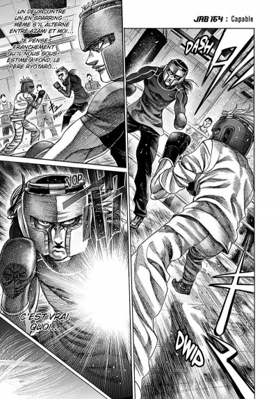 Page 4 Rikudo - La rage aux poings tome 17