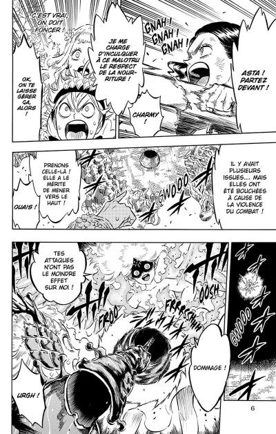 Page 7 Black clover tome 21