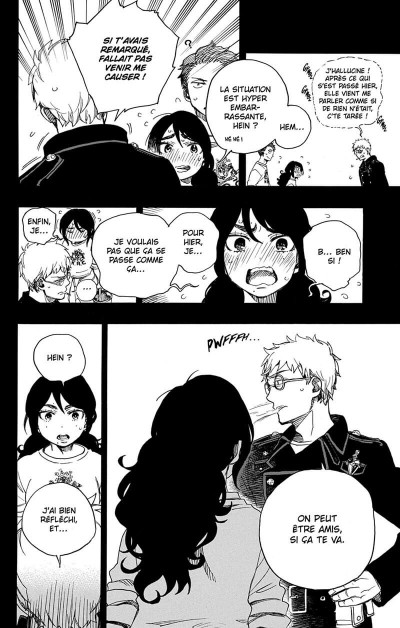 Page 9 Blue exorcist tome 23