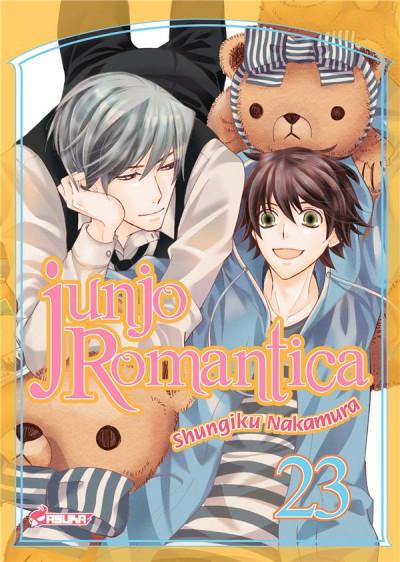 Couverture Junjo romantica tome 23