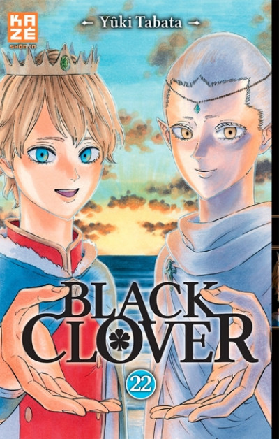 Couverture Black clover tome 22