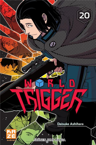 Couverture World trigger tome 20