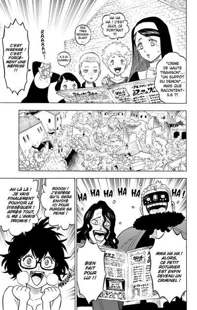 Page 8 Black Clover tome 23