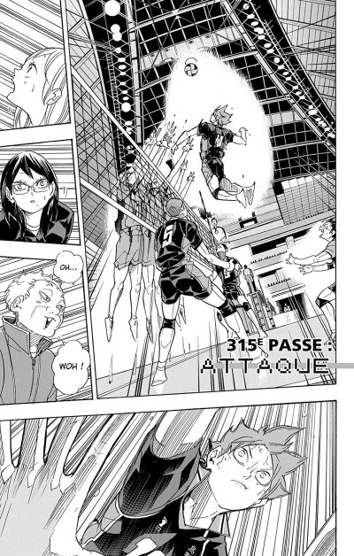 Page 6 Haikyu !! - Les as du volley tome 36