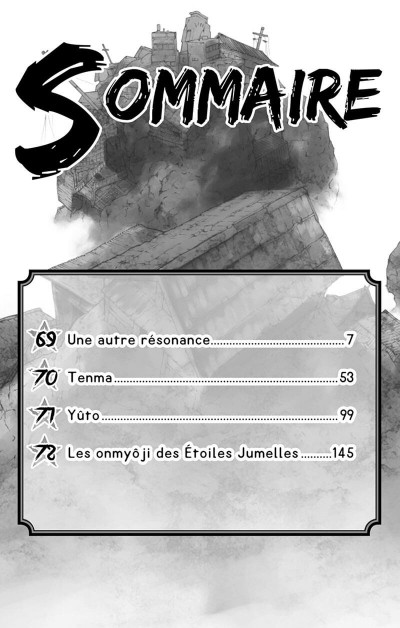 Page 7 Twin star exorcists tome 19