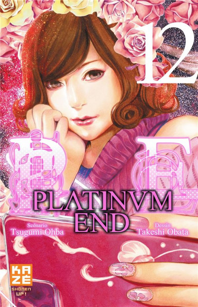 Couverture Platinum end tome 12