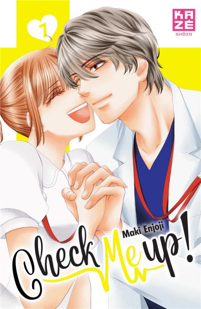 Couverture Check me up ! tome 7