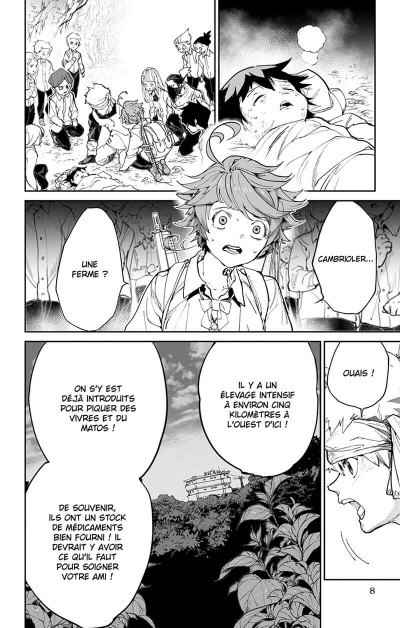 Page 7 The promised neverland tome 14
