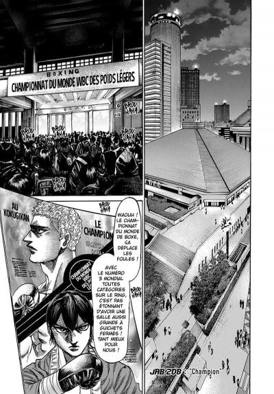 Page 4 Rikudo - La rage aux poings tome 21