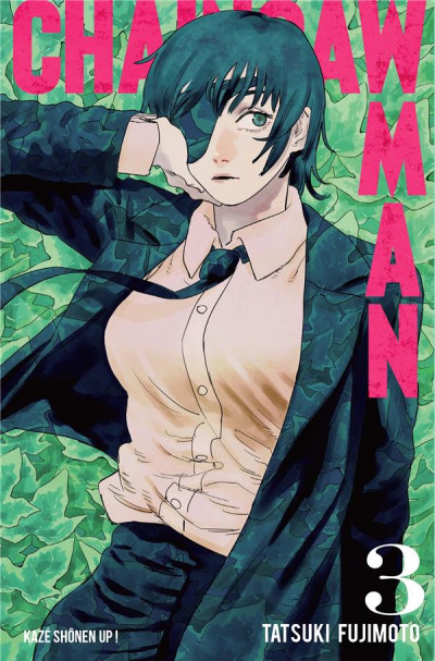 Couverture Chainsaw man tome 3
