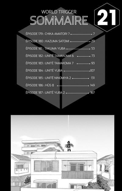 Page 7 World trigger tome 21