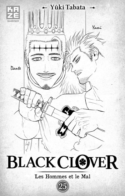 Page 2 Black clover tome 25