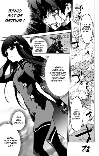 Page 8 Twin star exorcists tome 20