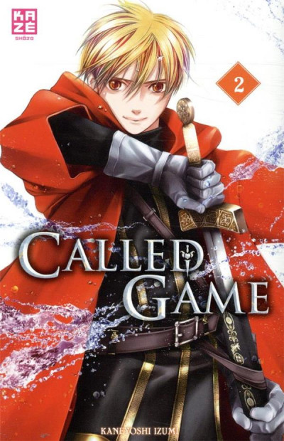 Couverture Called game tome 2
