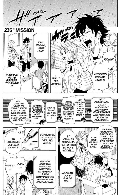 Page 6 Sket dance tome 27