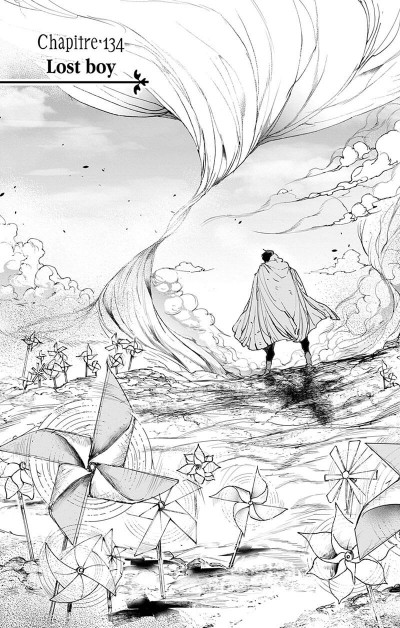 Page 8 The promised Neverland tome 16